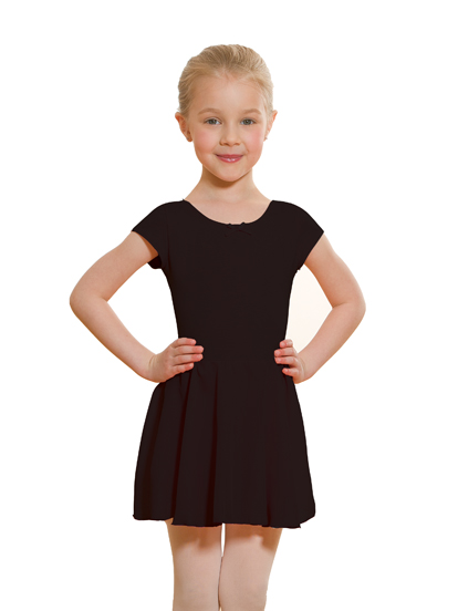 Children's Black Dance Dress, $20